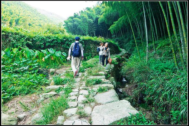 探寻女娲的足迹 - 狮山安顶山穿越