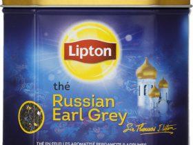 每日一茶~立顿俄罗斯伯爵红茶
