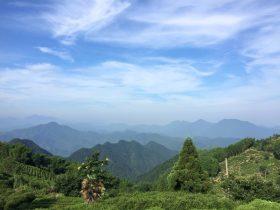 手机拍摄7月的安顶山