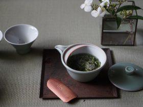 以煎茶享受一季的春意